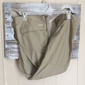 Exofficio Insect Shield Pants Size 12
